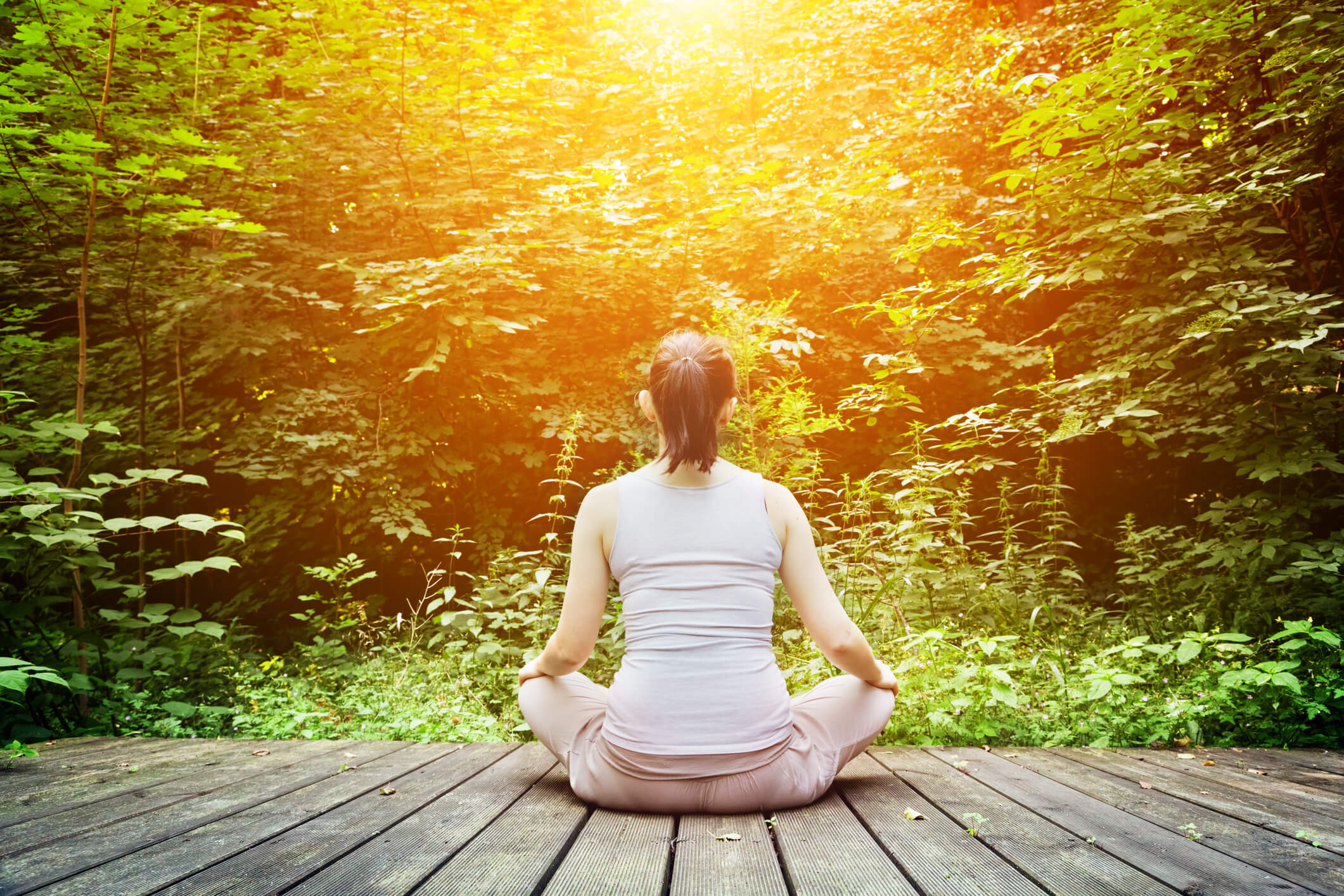 What to do when you can't focus during meditation